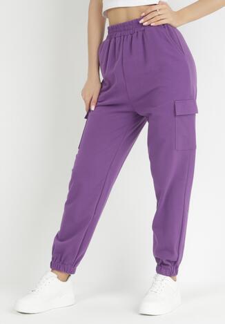 Pantaloni Mov