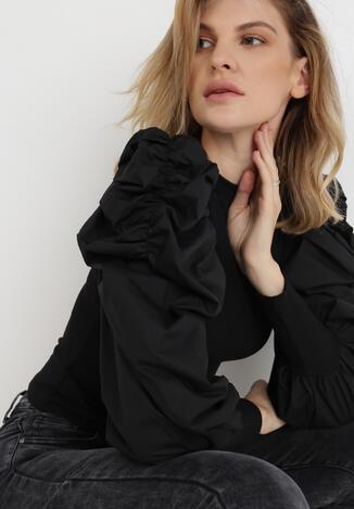Bluză Neagră