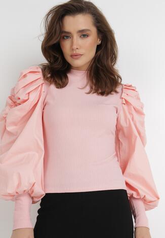 Bluză Roz deschis