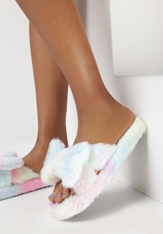 Papuci de casă Culori mixte