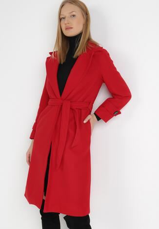 Palton Roșu