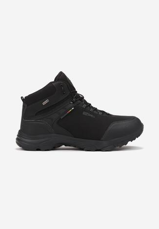 Pantofi trekking Negru cu gri