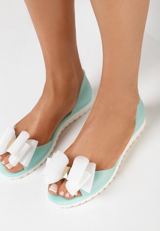 Sandale Verde mentă