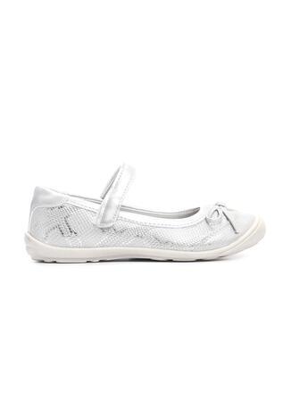 Pantofi casual Argintii