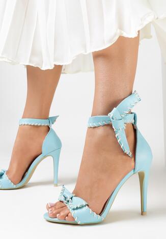Sandale Albastre