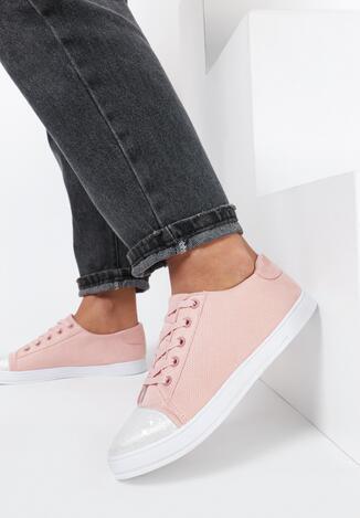 Teniși înalți Roz