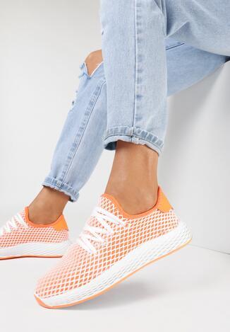 Pantofi sport Portocalii