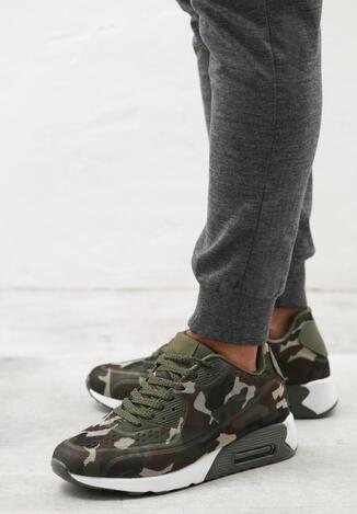 Pantofi sport Verde închis