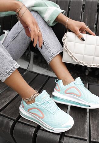 Sneakers Albastru deschis