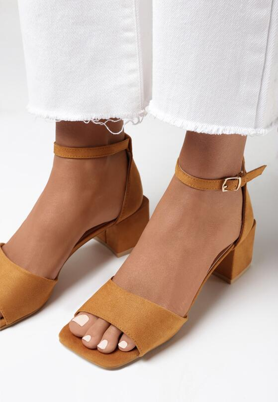 Sandale Camel