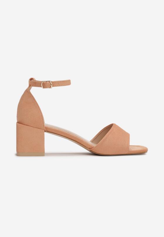 Sandale Portocalii