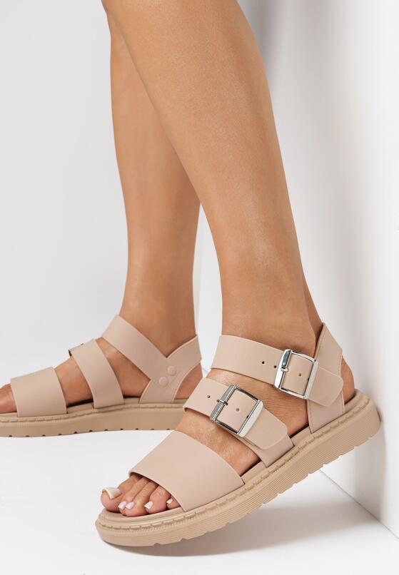 Sandale Bej