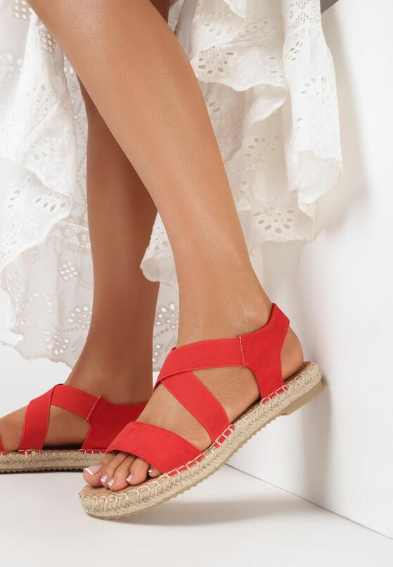 Sandale Roșii