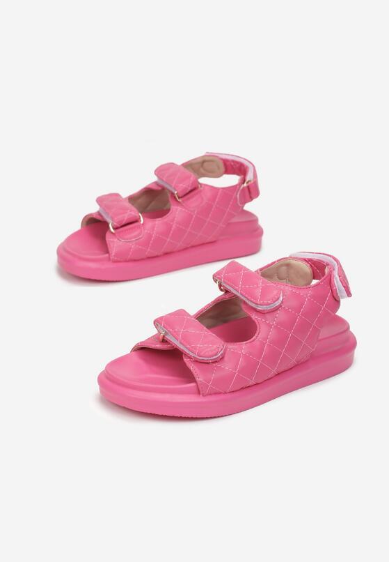 Sandale Fucsia