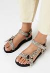 Sandale Kaki