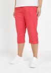Pantaloni Roșii