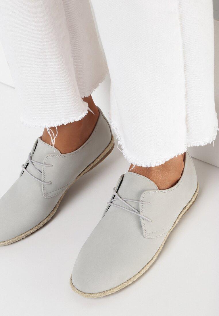 Pantofi casual Gri
