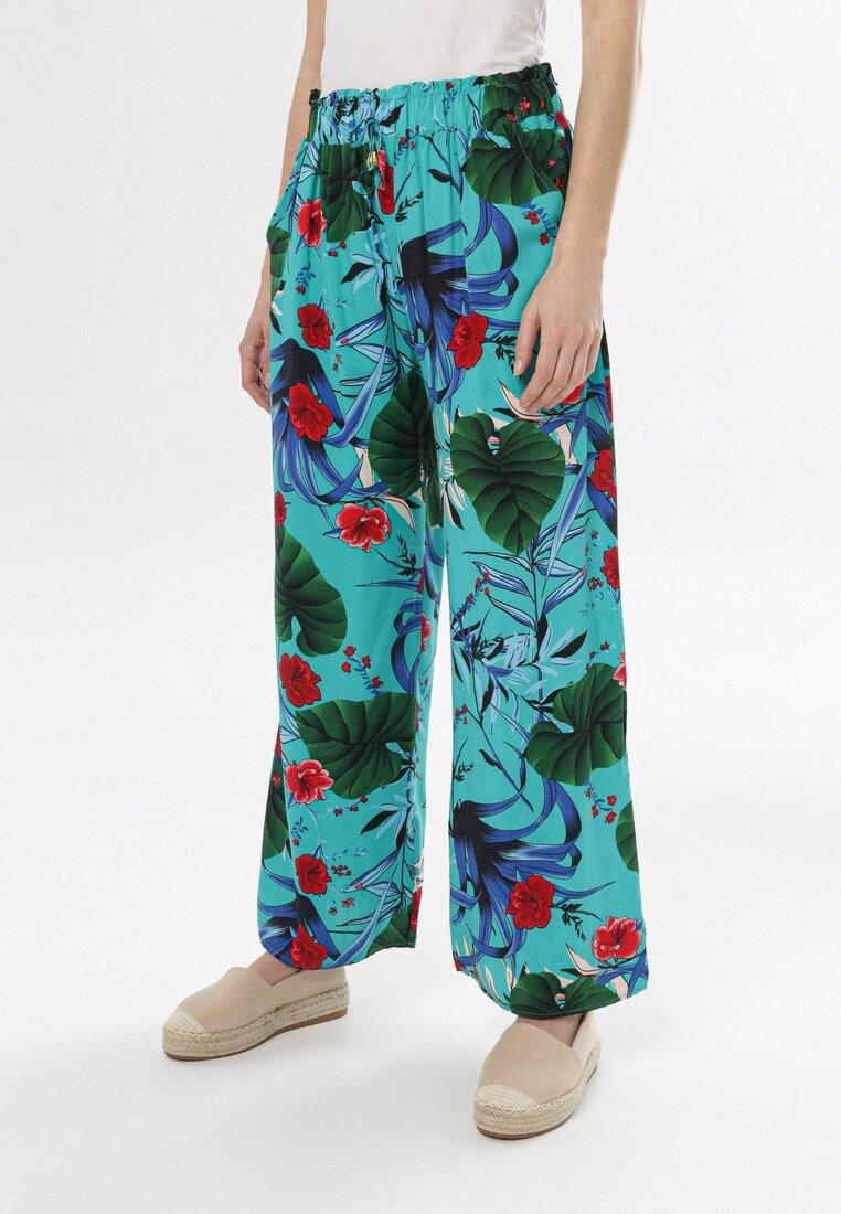 Pantaloni Verde mentă