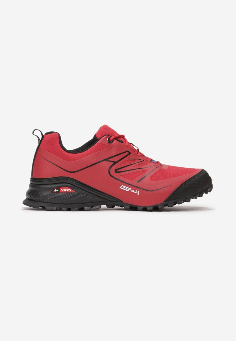 Pantofi sport Roșu cu negru