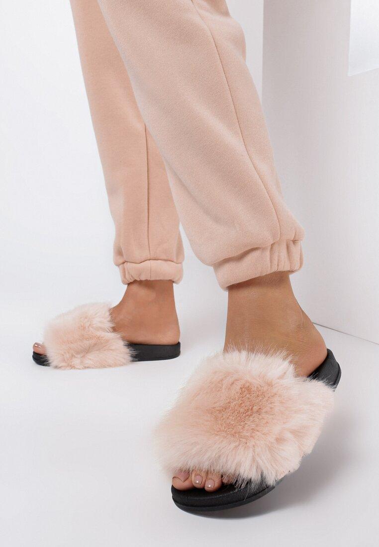 Papuci de casă Roz deschis