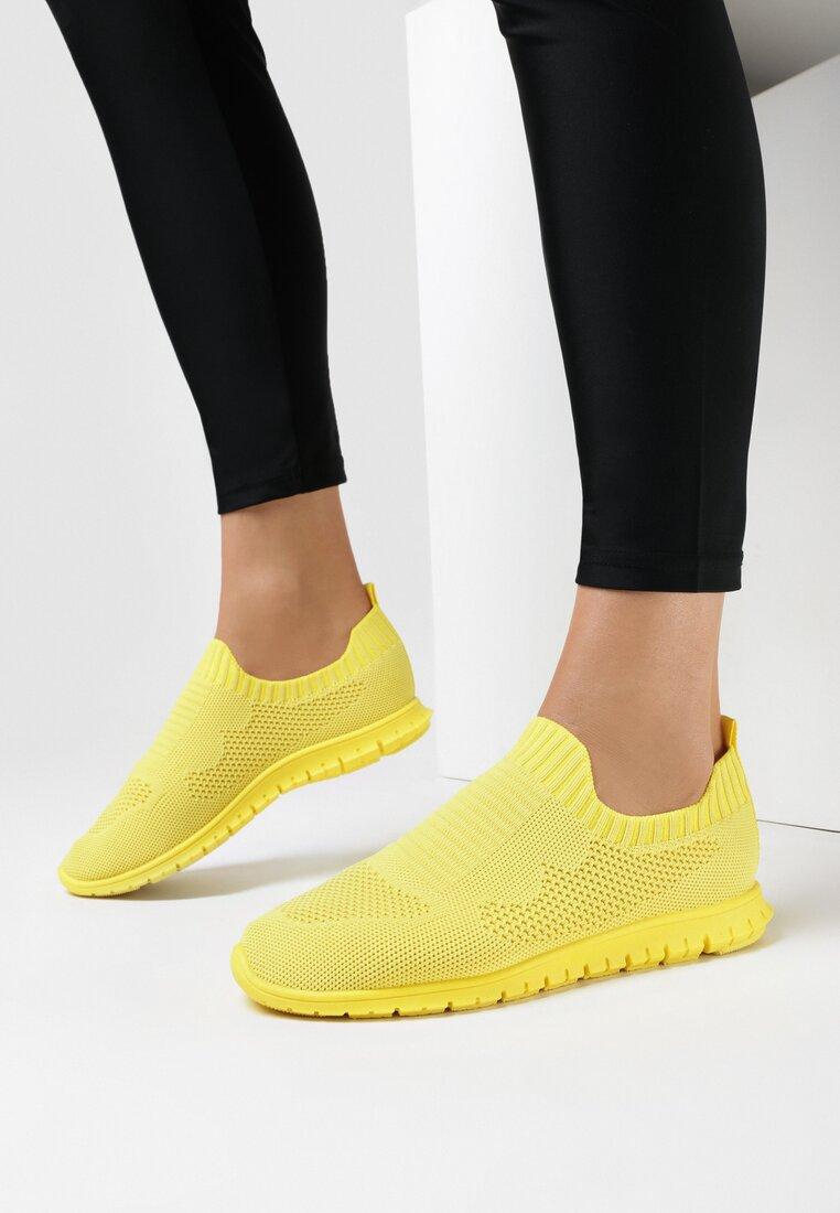 Pantofi sport Galbeni