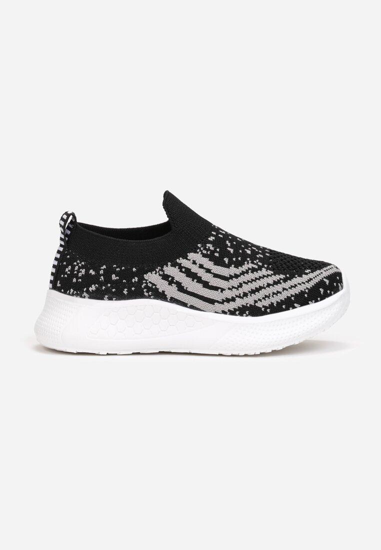 Pantofi sport Negru cu gri