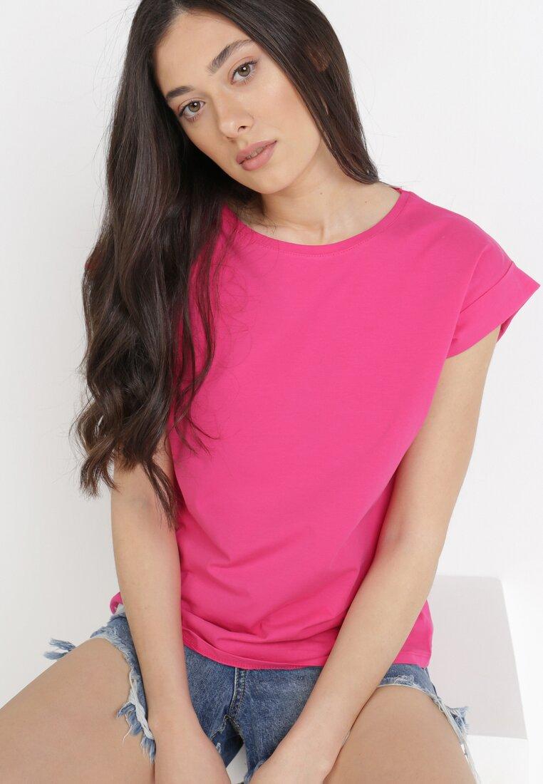 T-shirt Fucsia