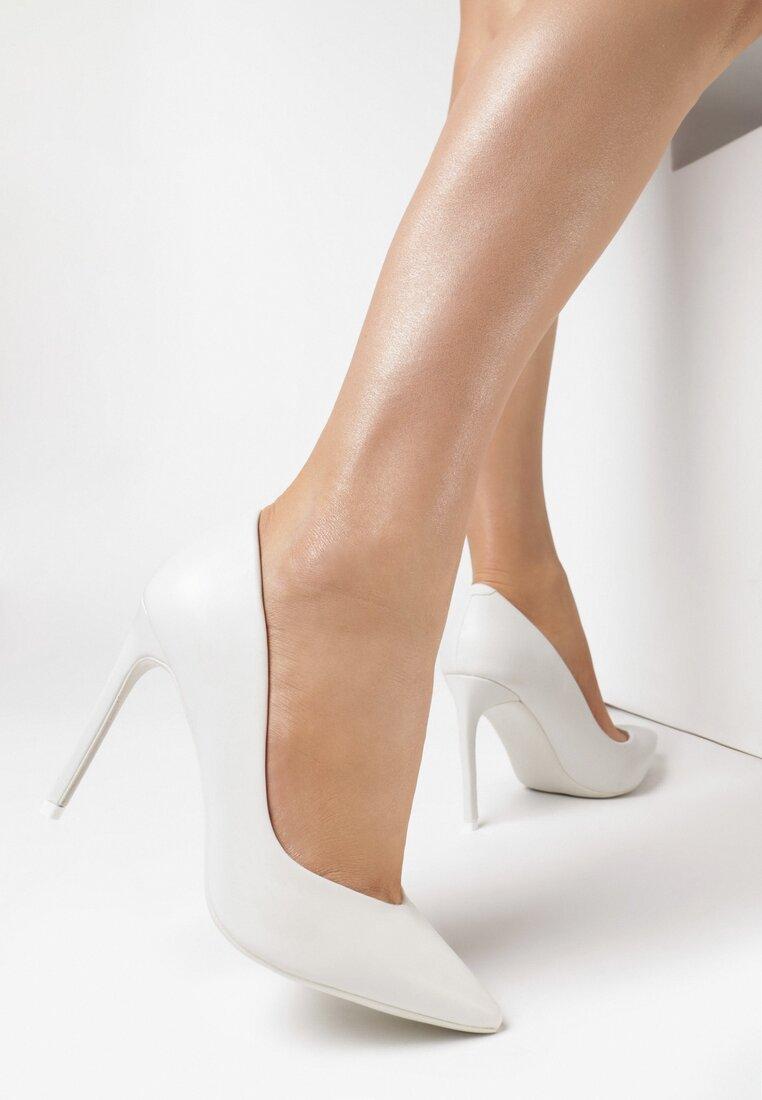 Pantofi stiletto Gri deschis